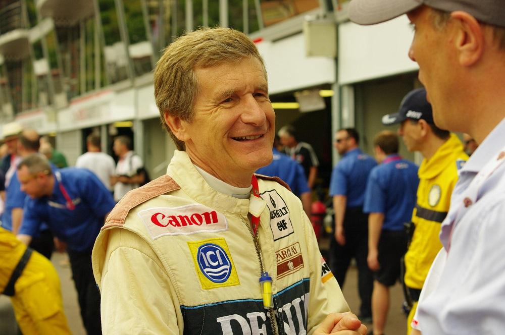 Thierry Boutsen Grand Prix de Monaco historique 2018
