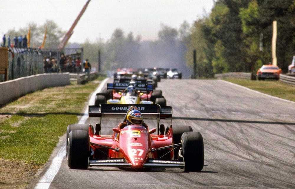 Grand Prix de Zolder 1984